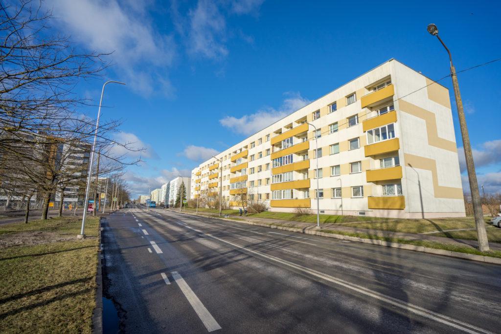 Pärnu Mai tänav korter