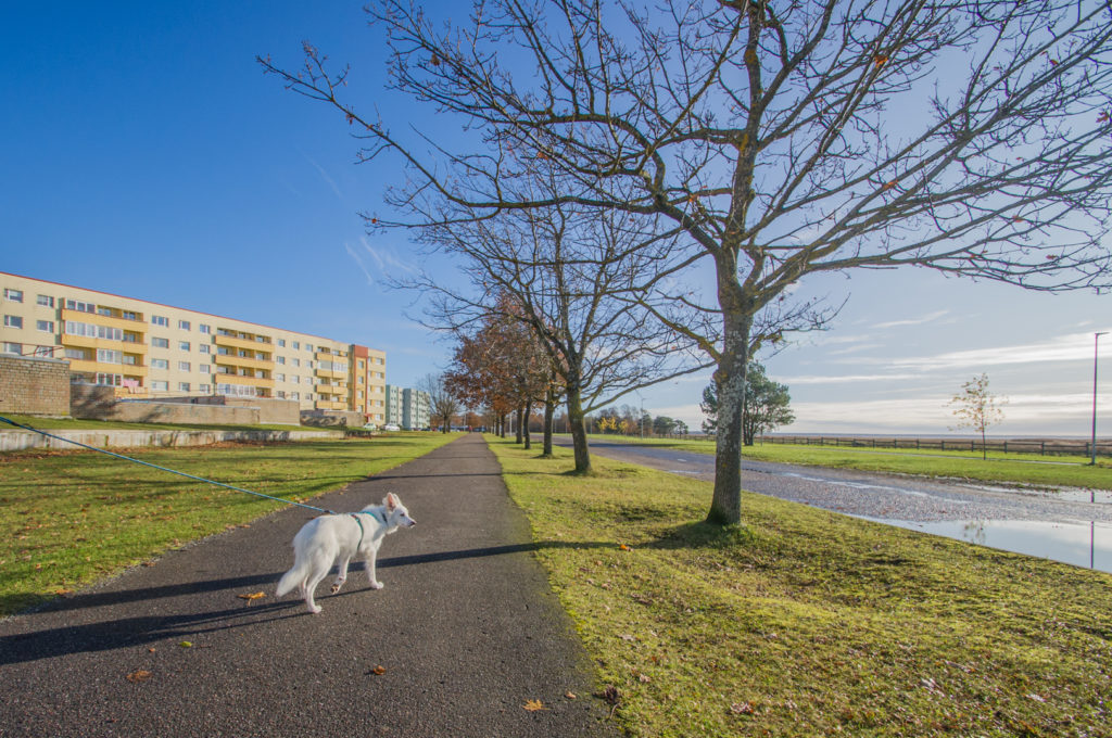 3-toaline rõdu ja merevaatega Pärnus Mai piirkonnas