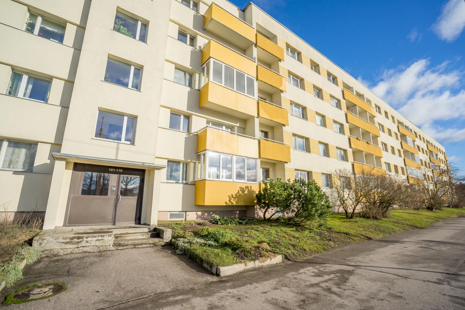 Klient soovib osta keskküttega korterit Pärnus