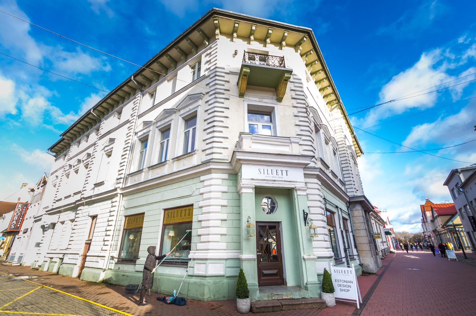 Kliendid soovivad osta 2-toalist korterit Pärnu kesklinnas