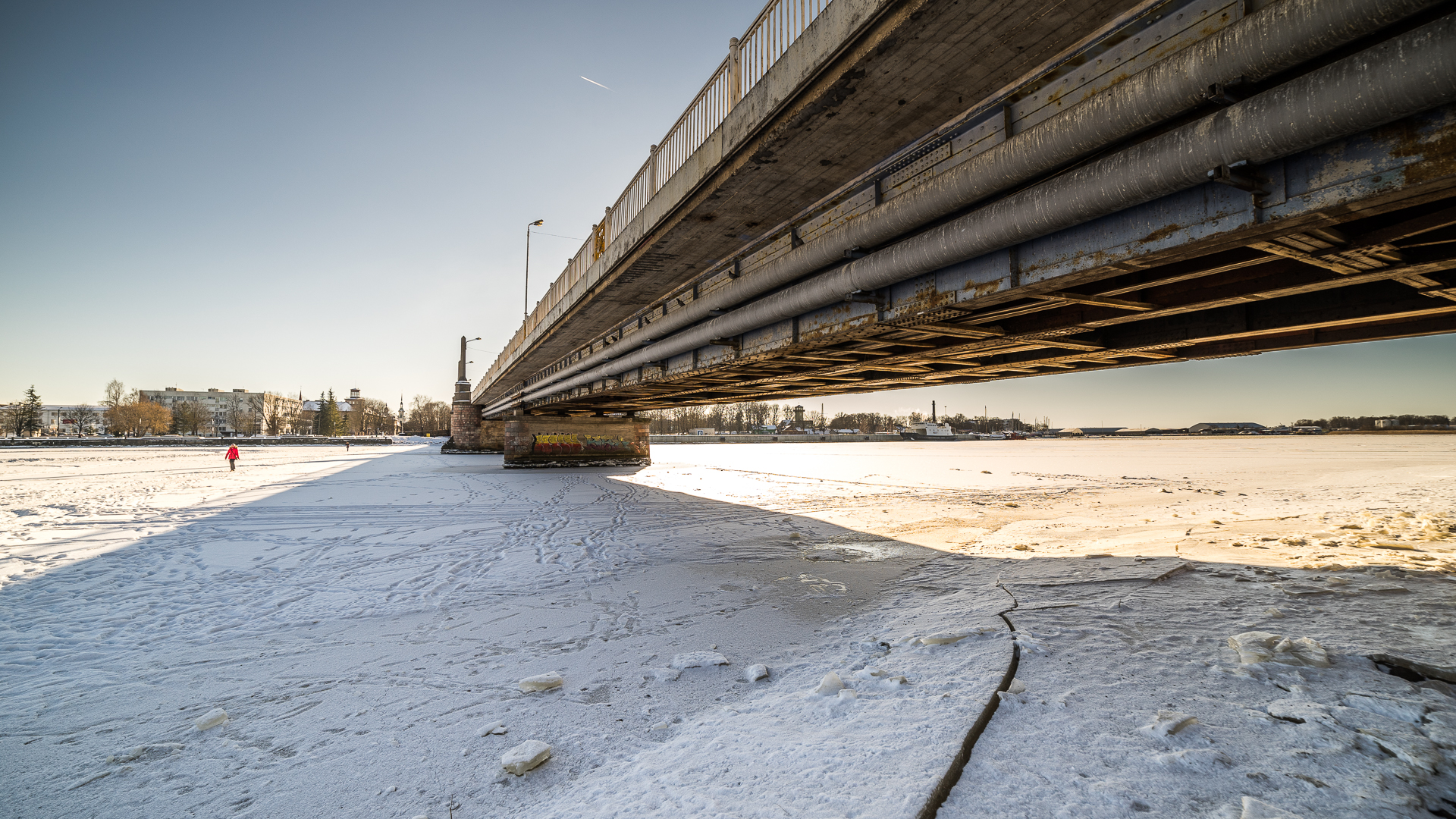 Foto: Pärnu Kesklinna sild