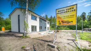 Müüa uus elamu Pärnus Lõvisaba tee 6