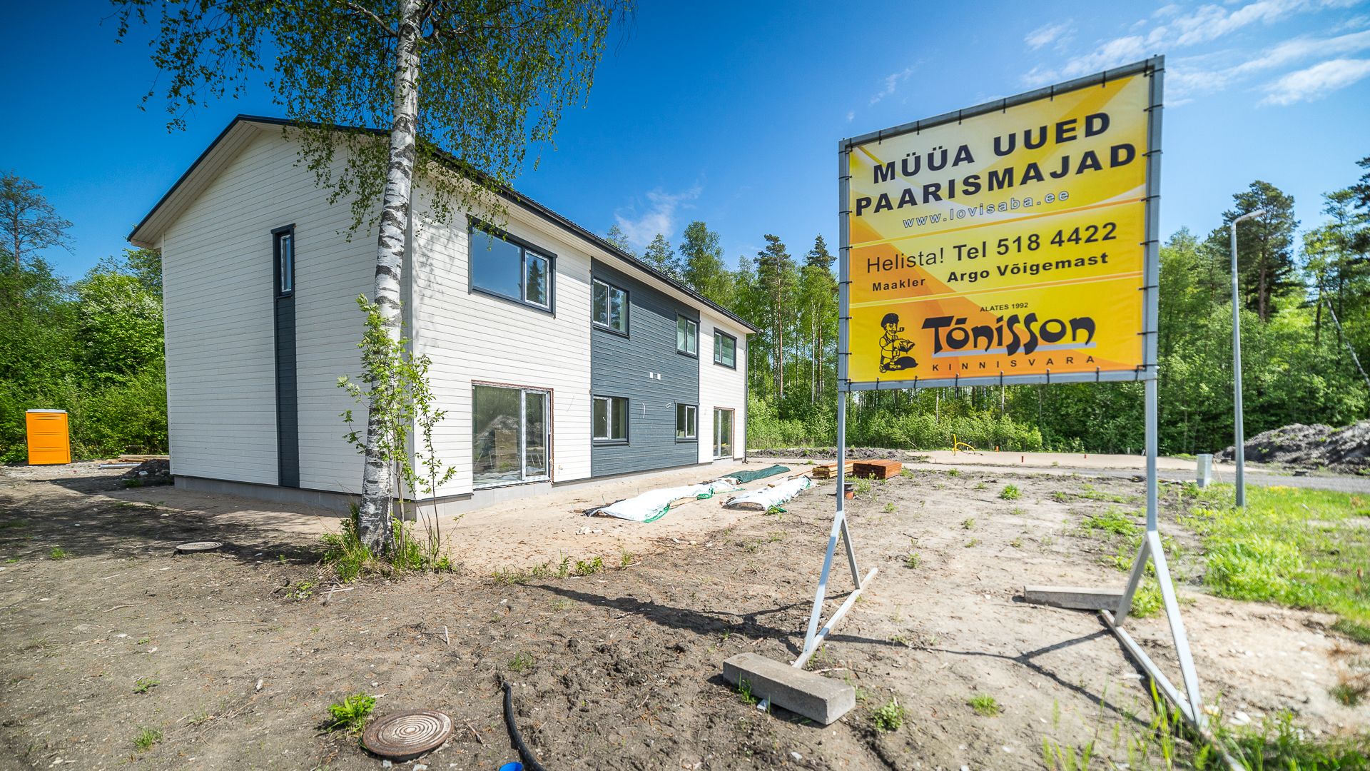 Read more about the article Lõvisaba tee 6 paarismaja kliendipäev