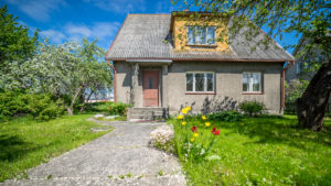 Maja Pärnus Raekülas