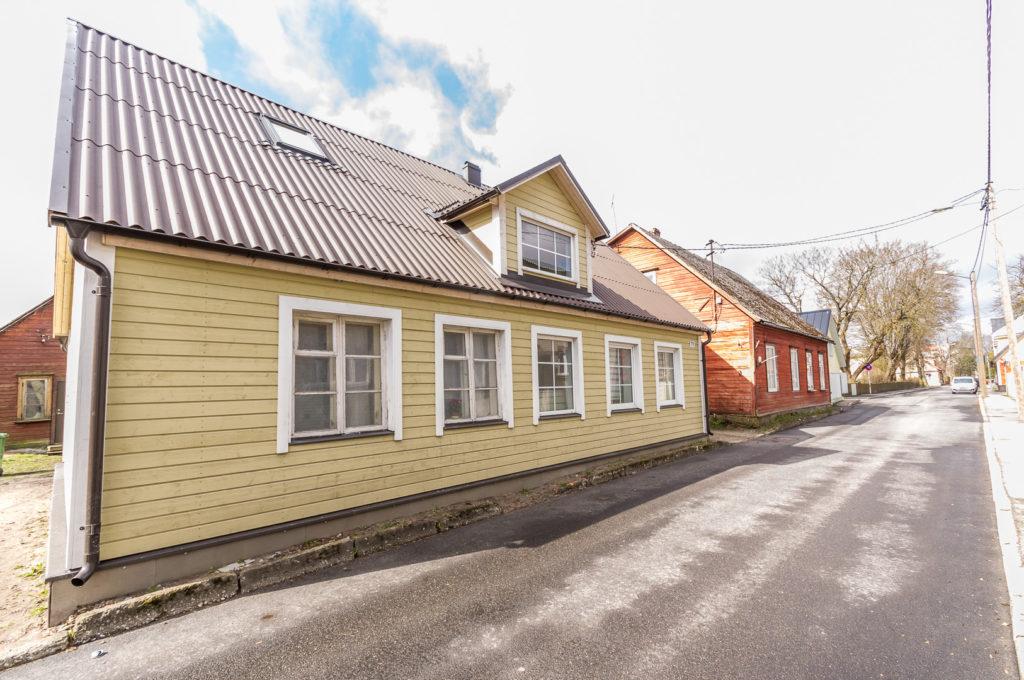 Korter Pärnu kesklinnas