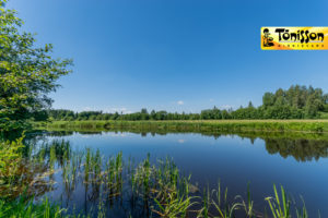 Kinnistu Pärnu jõe ääres
